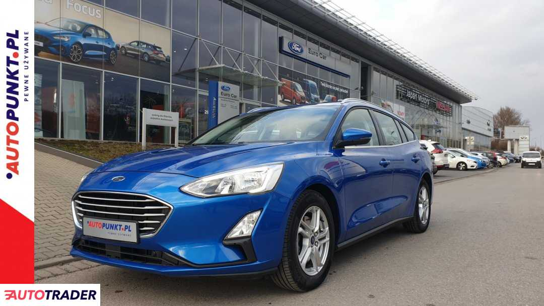 Ford Focus 2019 1.5 95 KM