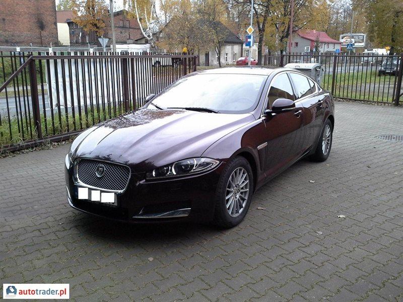 Galeria Jaguar Xf 2 2 2012 R 2 2 190 Km 2012r Zdjęcie 1