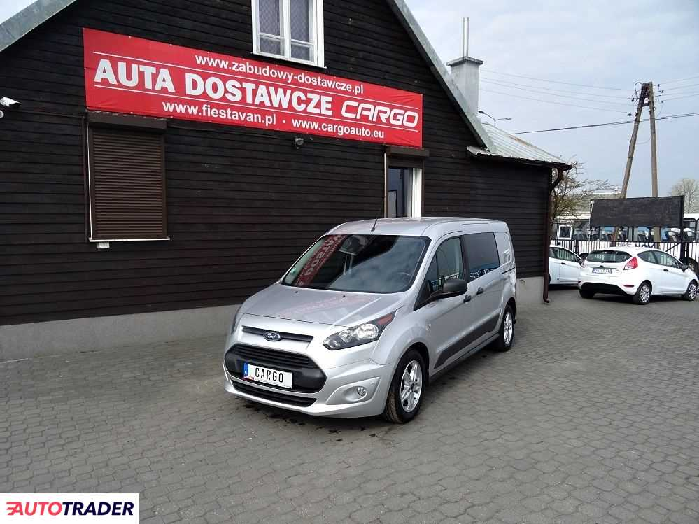 Ford Transit Connect 2017 1.5