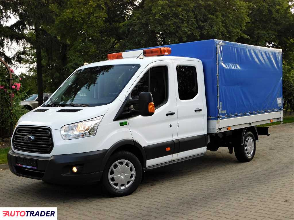 Ford Transit 2017 2.0
