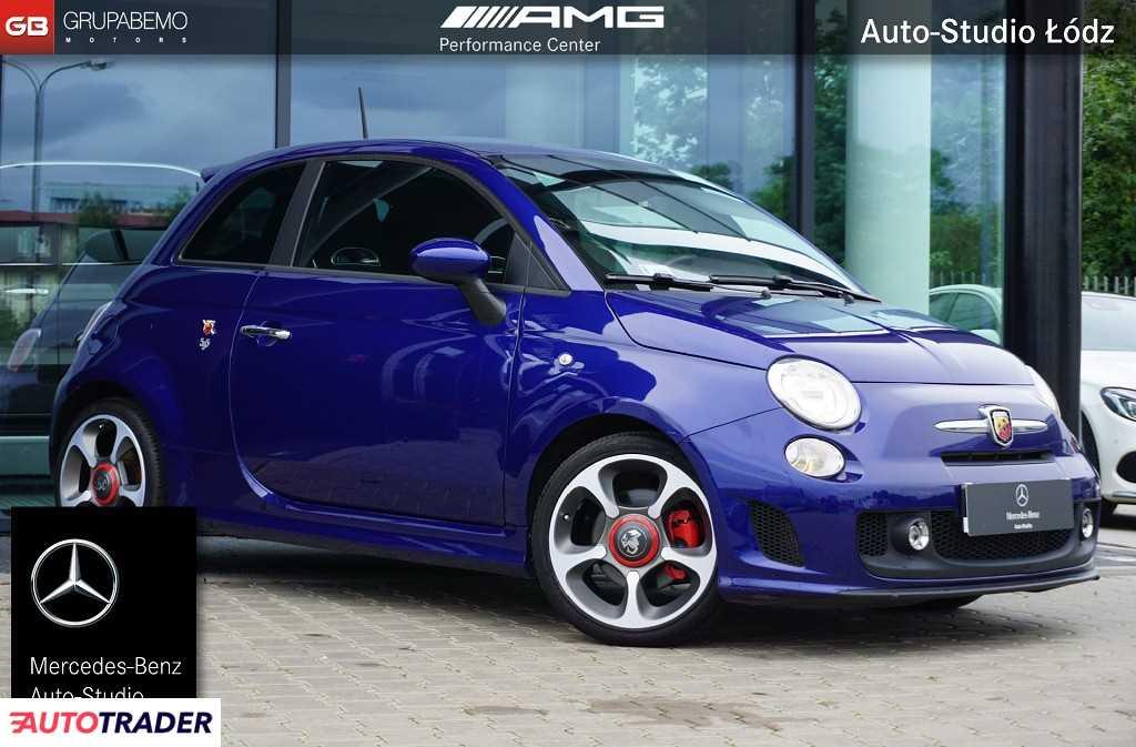 Fiat 500 2016 1.4 140 KM
