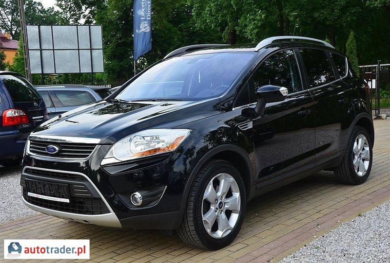 ford kuga 2 0 2009 r 2 0 diesel 138 km 2009r radom. Black Bedroom Furniture Sets. Home Design Ideas