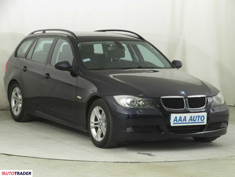 BMW 320 2007 2.0 174 KM