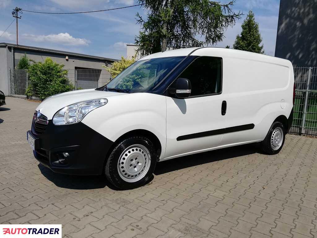 Opel Combo 2016 1.3