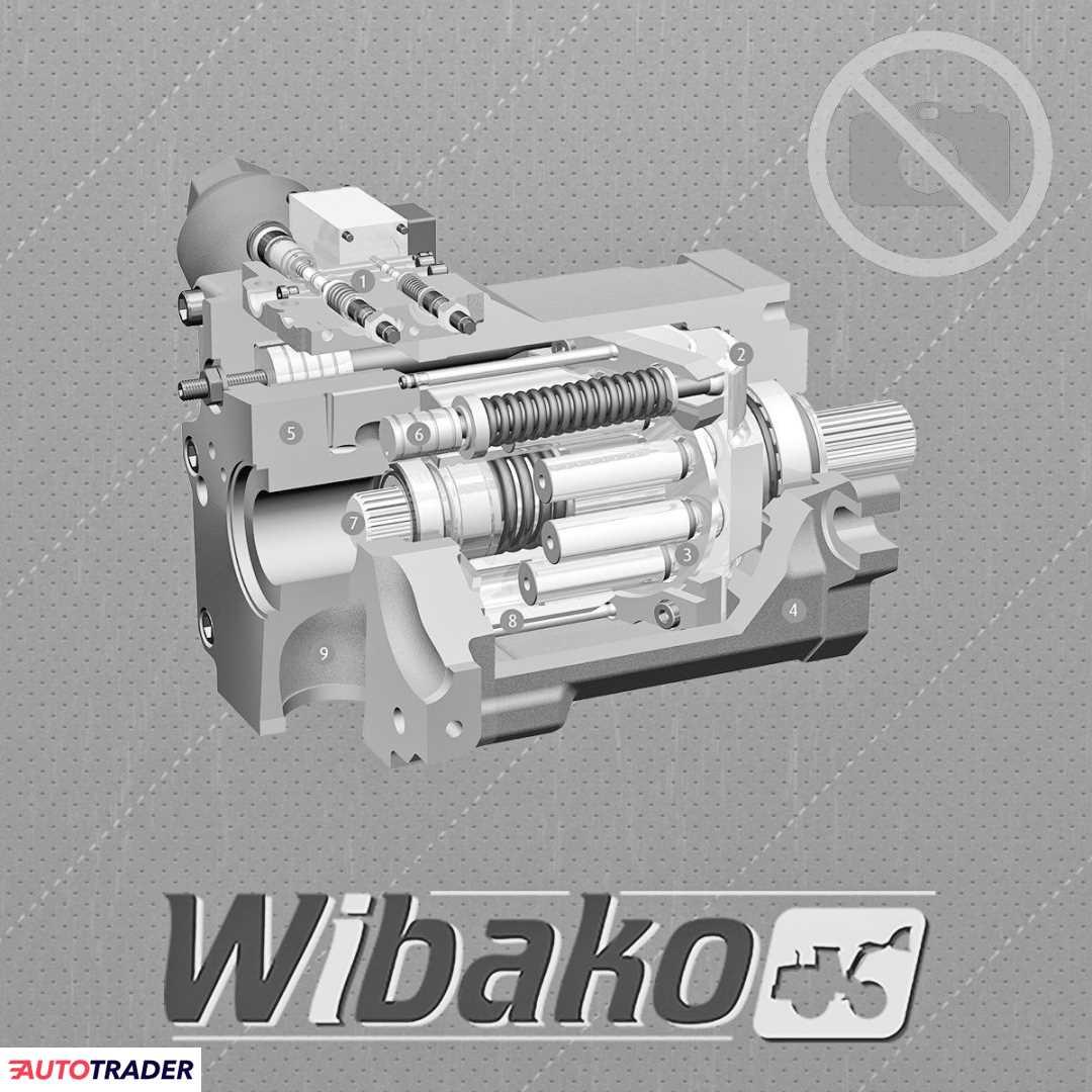 Silnik hydrauliczny Hydromatik A2FM28/61W-VAB106J-SR902027160