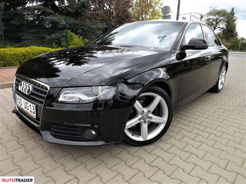 Audi A4 2009 1.8 120 KM