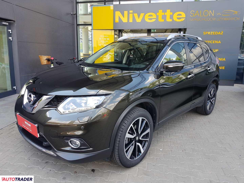 Nissan X-Trail 2016 1.6 130 KM