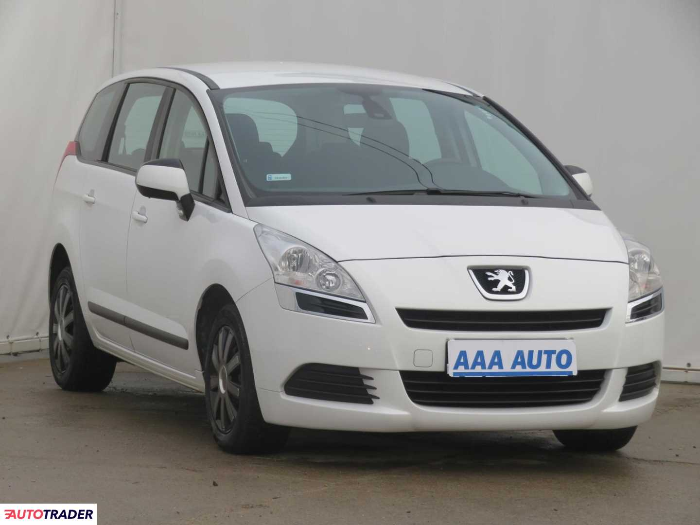 Peugeot 5008 2012 1.6 118 KM