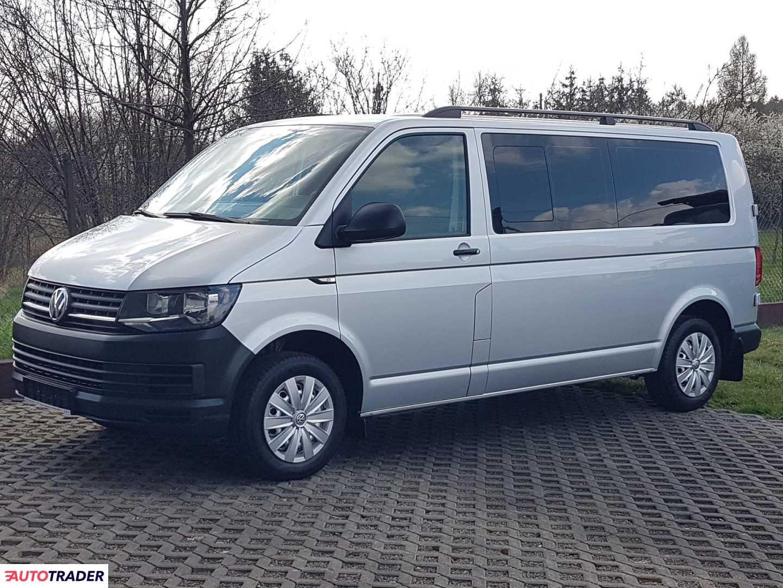 Volkswagen Transporter 2016 2.0