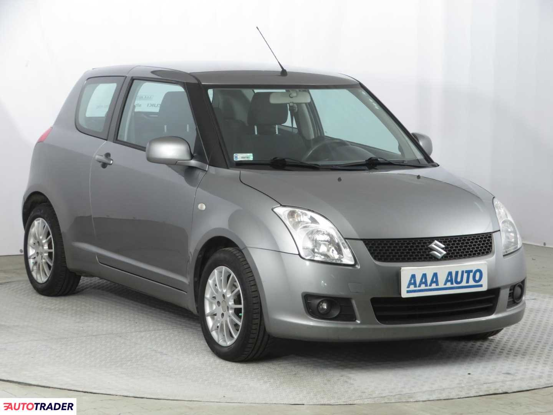 Suzuki Swift 2008 1.3 89 KM