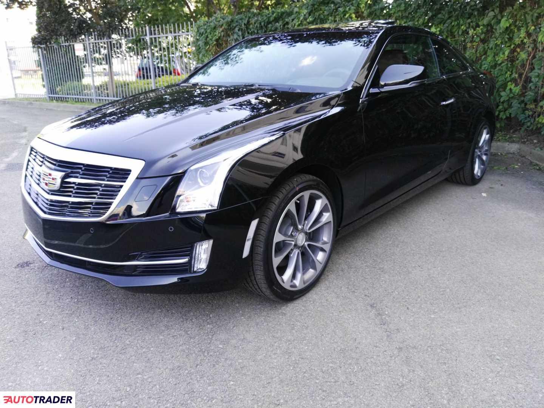 Cadillac Pozostałe 2017 2.0 276 KM