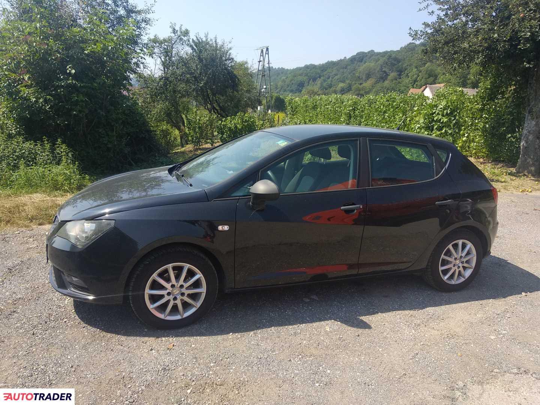 Seat Ibiza 2012 1.4 86 KM