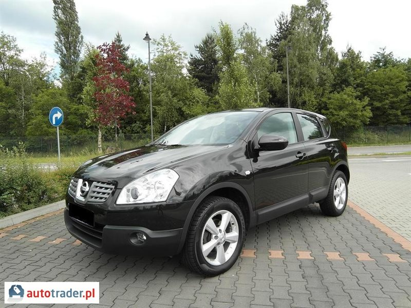 nissan qashqai 2 0 2008 r 2 0 diesel 150 km 2008r sosnowiec. Black Bedroom Furniture Sets. Home Design Ideas