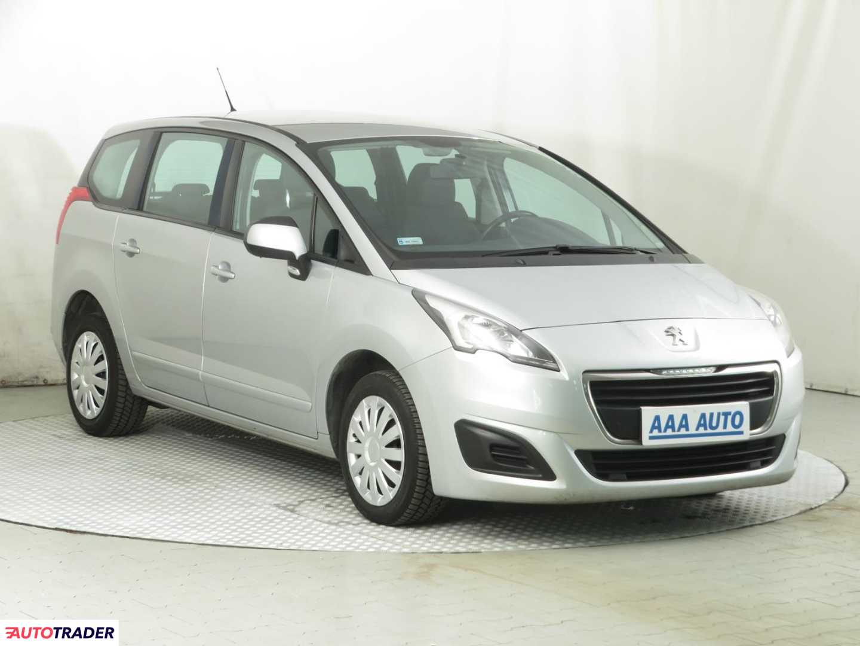 Peugeot 5008 2014 1.6 112 KM