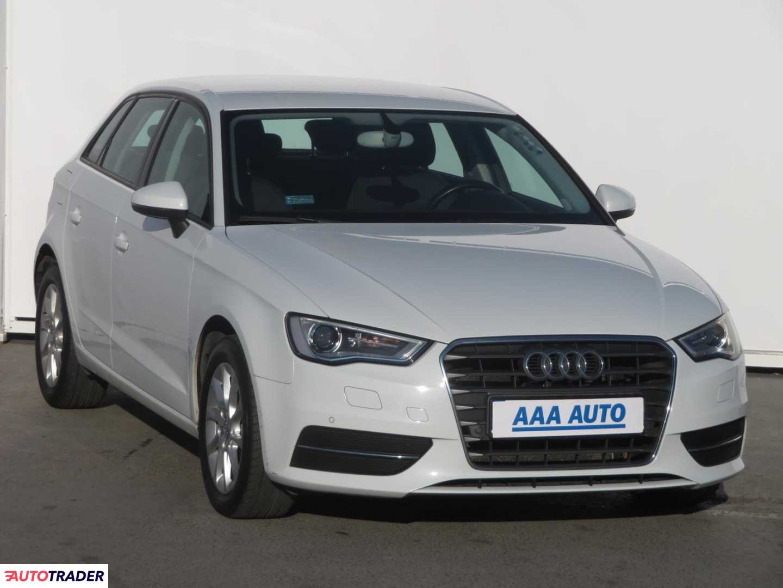 Audi A3 2015 1.6 108 KM