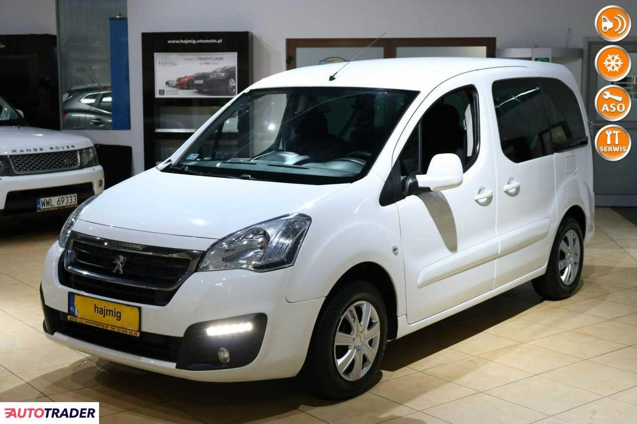 Peugeot Partner 2017 1.6 99 KM