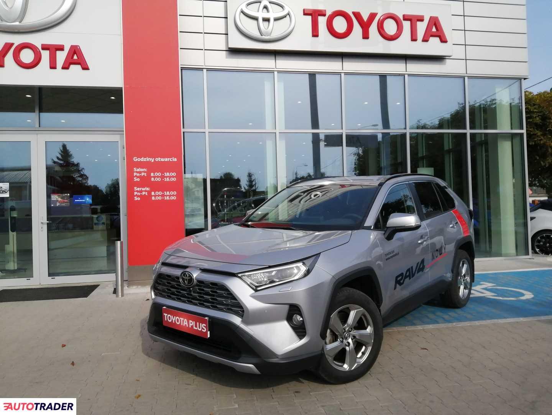 Toyota RAV 4 2019 2.0 175 KM
