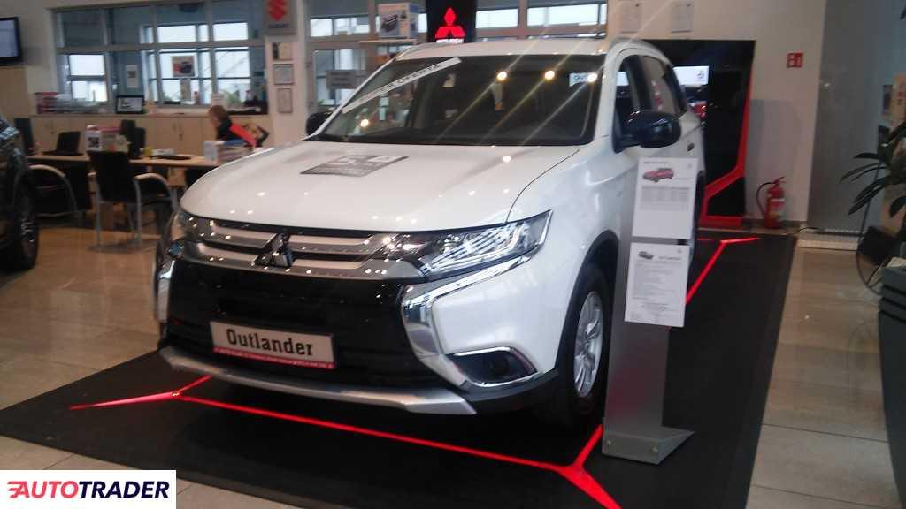 Mitsubishi Outlander 2017 2 150 KM