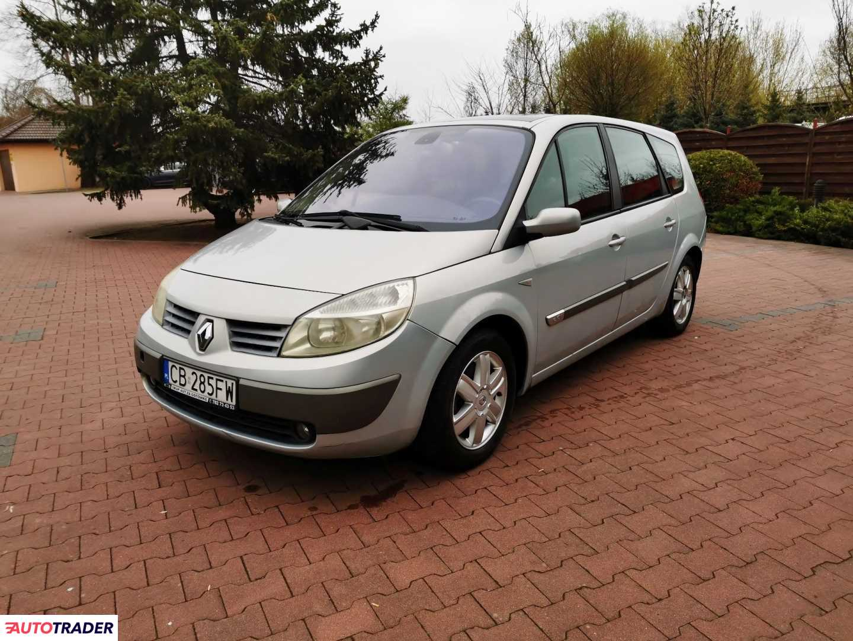 Renault Scenic 2004 1.5 101 KM