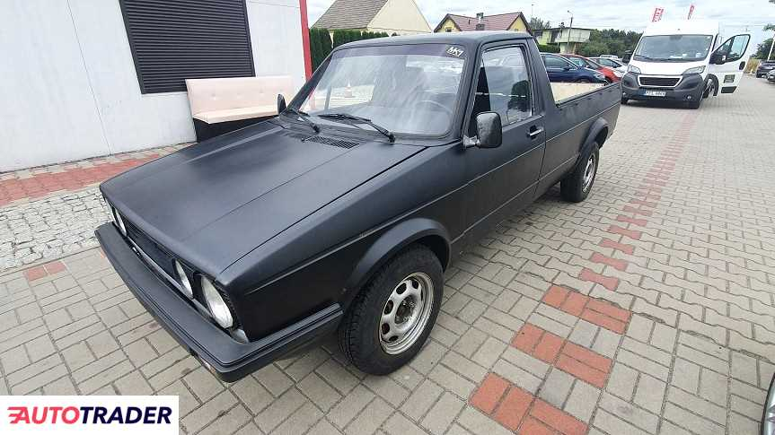 Volkswagen Caddy 1989 1.6 54 KM