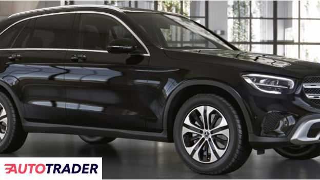 Mercedes GLC 2020 2.0 163 KM