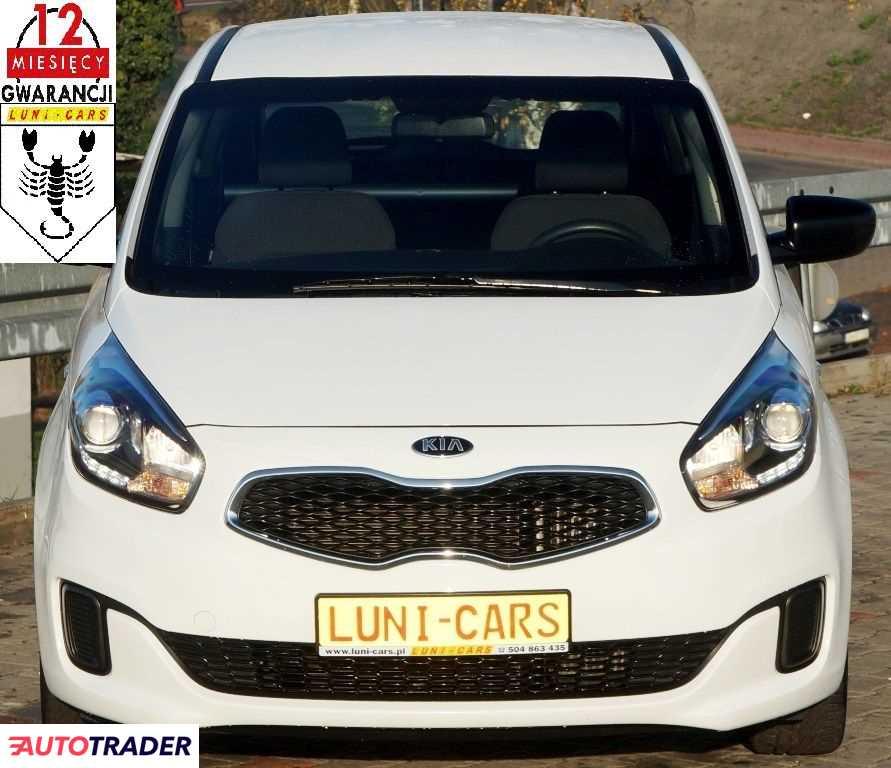 Kia Carens 2014 1.7 136 KM