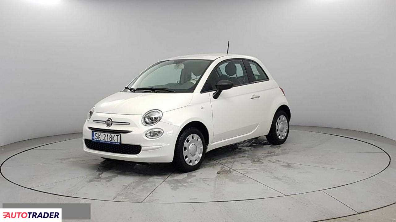 Fiat 500 2016 1.2 69 KM