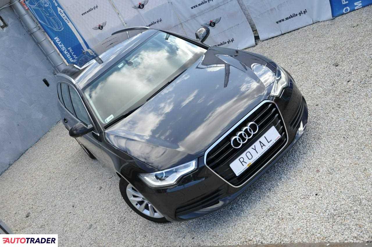 Audi A6 2012 2 163 KM