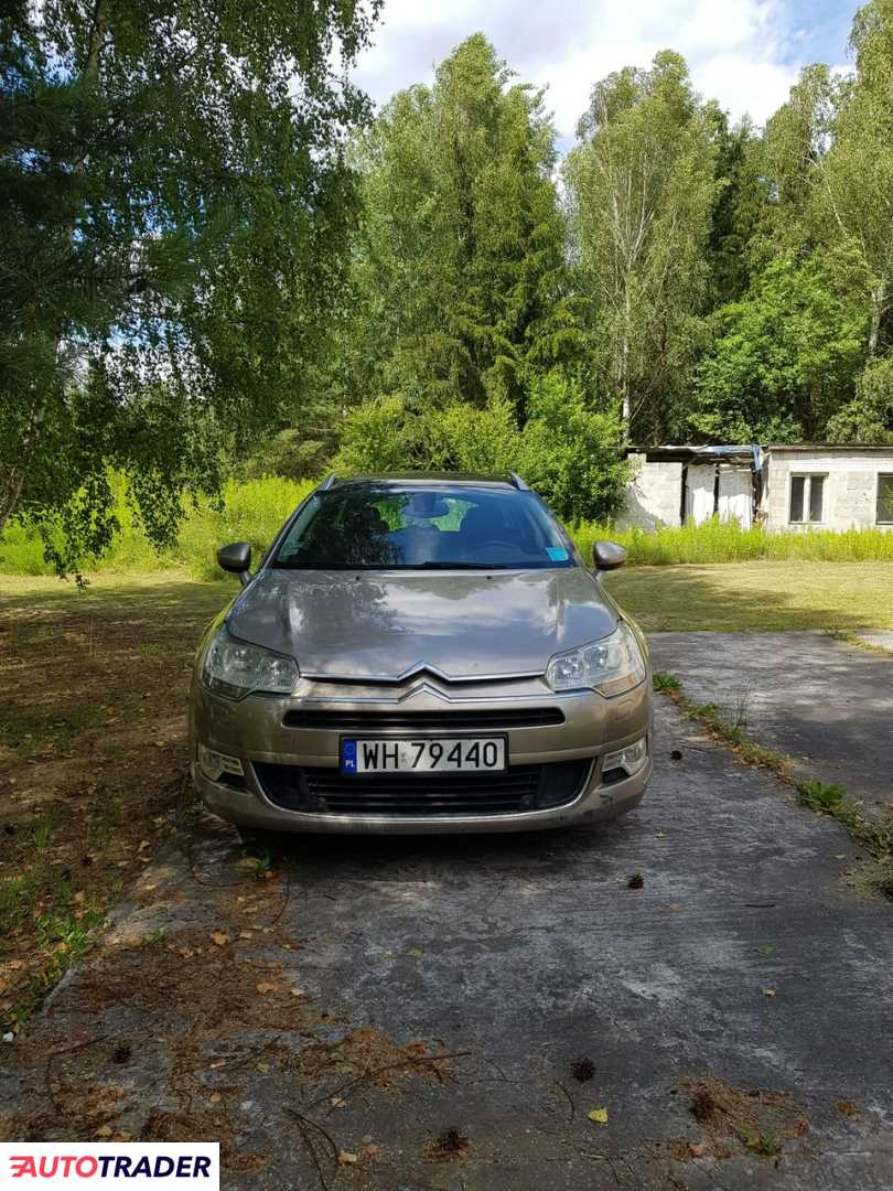 Citroen C5 2010 2.0 136 KM