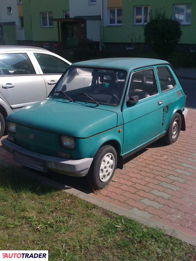 Fiat 126 1997 0.6