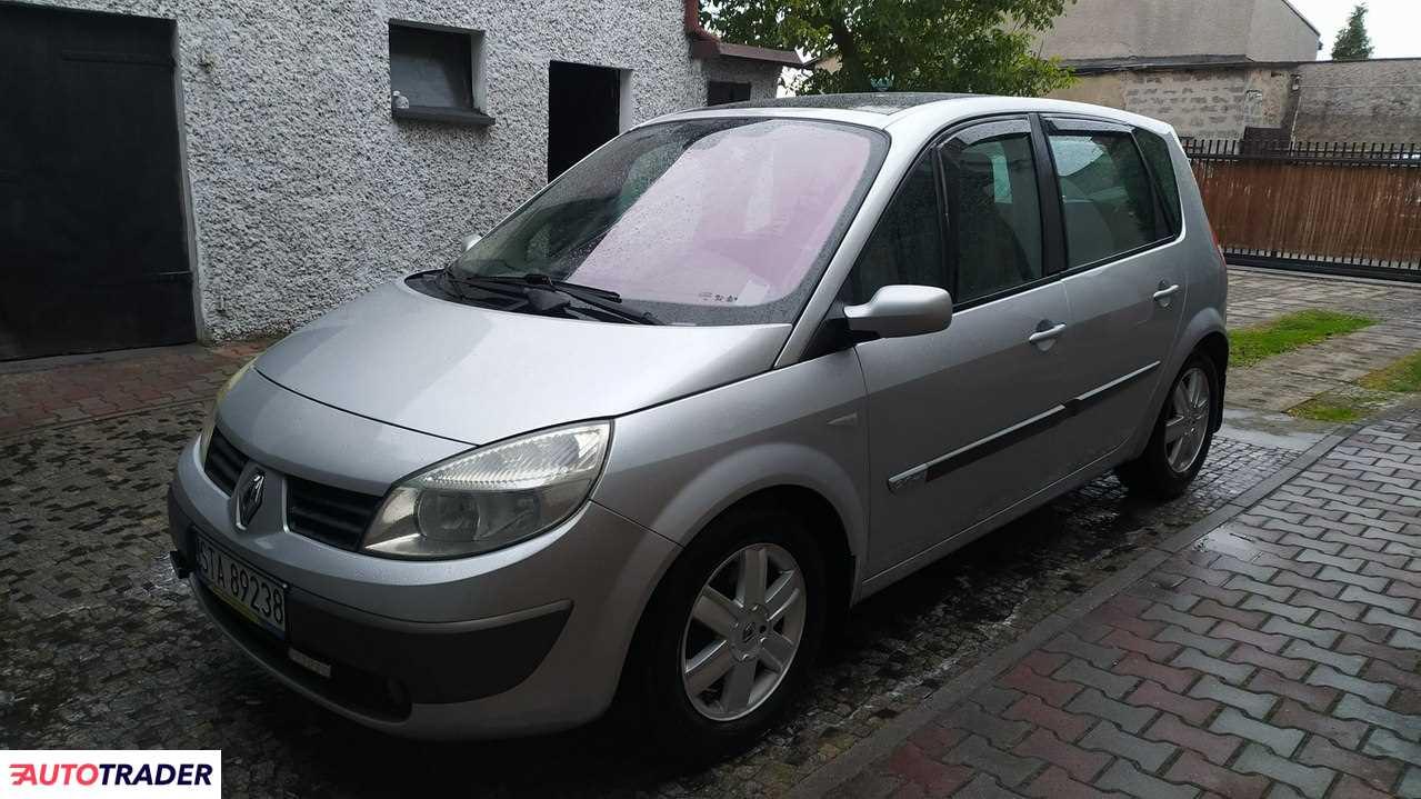 Renault Scenic 2005 2.0 137 KM