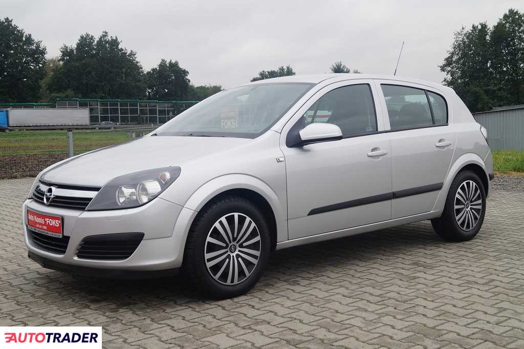 Opel Astra 2006 1.6 105 KM