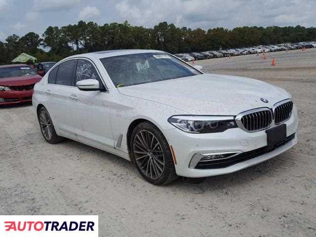 BMW 530 2018 2