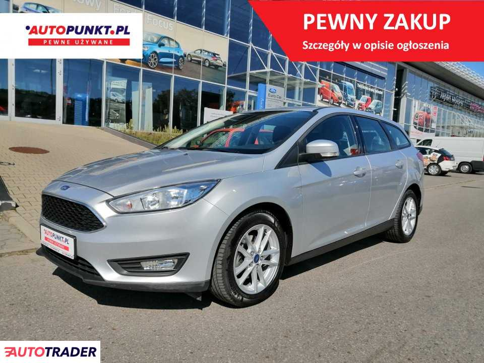 Ford Focus 2018 1.5 95 KM