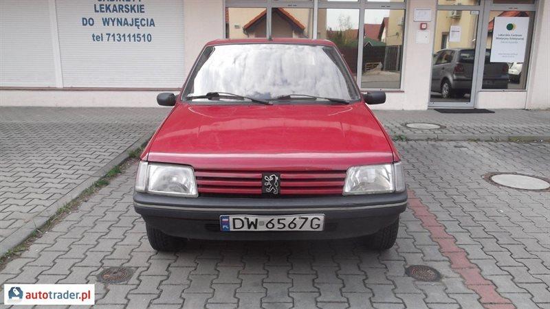 Peugeot 205 1996 1.1 60 KM