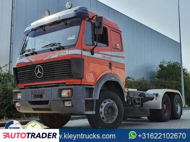 Mercedes 2648 SK
