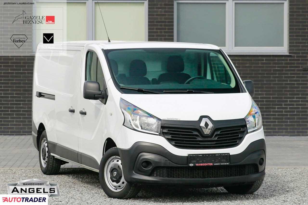 Renault Trafic 2019 1.6