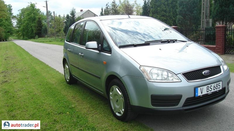 Ford C-MAX 2004 inny 1.6