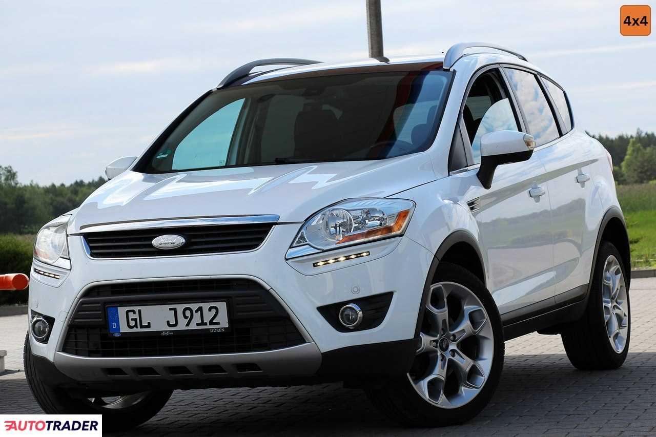 Ford Kuga 2010 2 136 KM