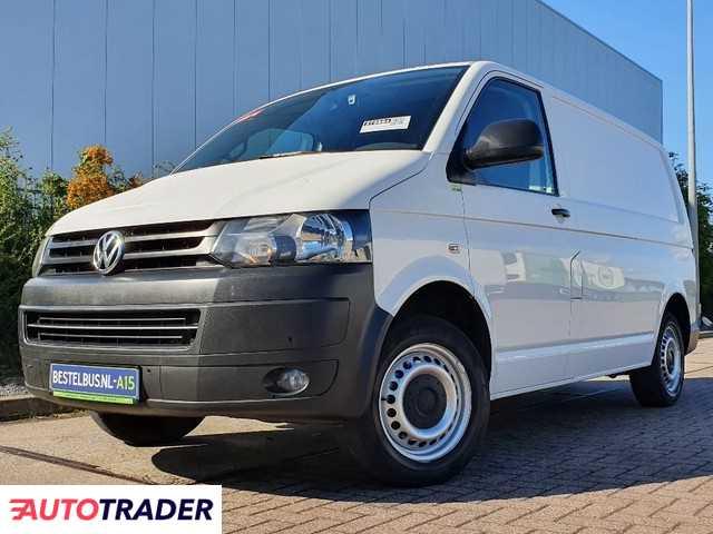 Volkswagen Transporter 2015