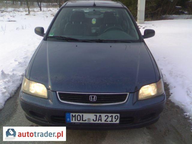 Honda Civic 1995 hatchback 1.4 90 KM
