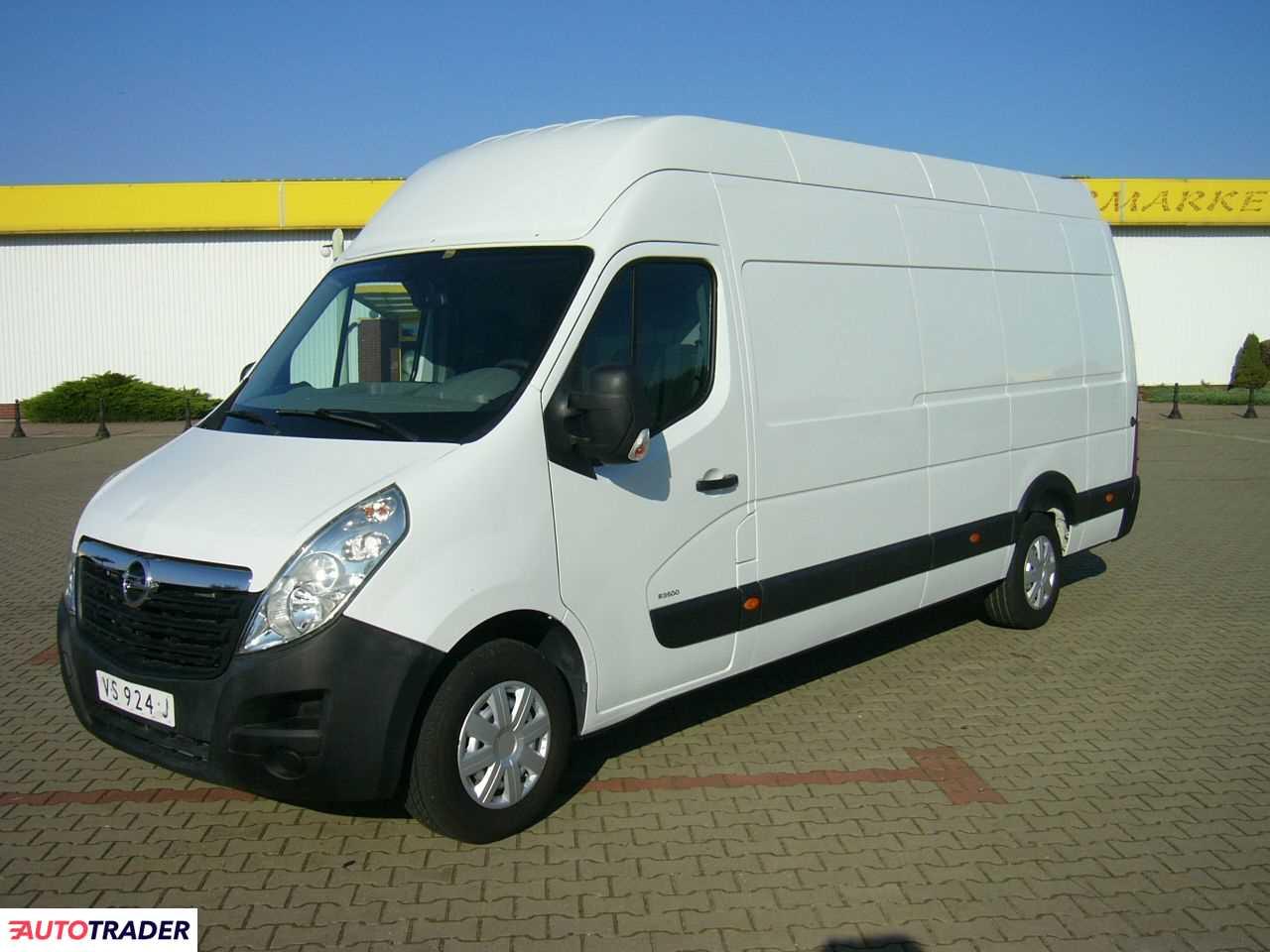 Opel Movano 2015 2.3