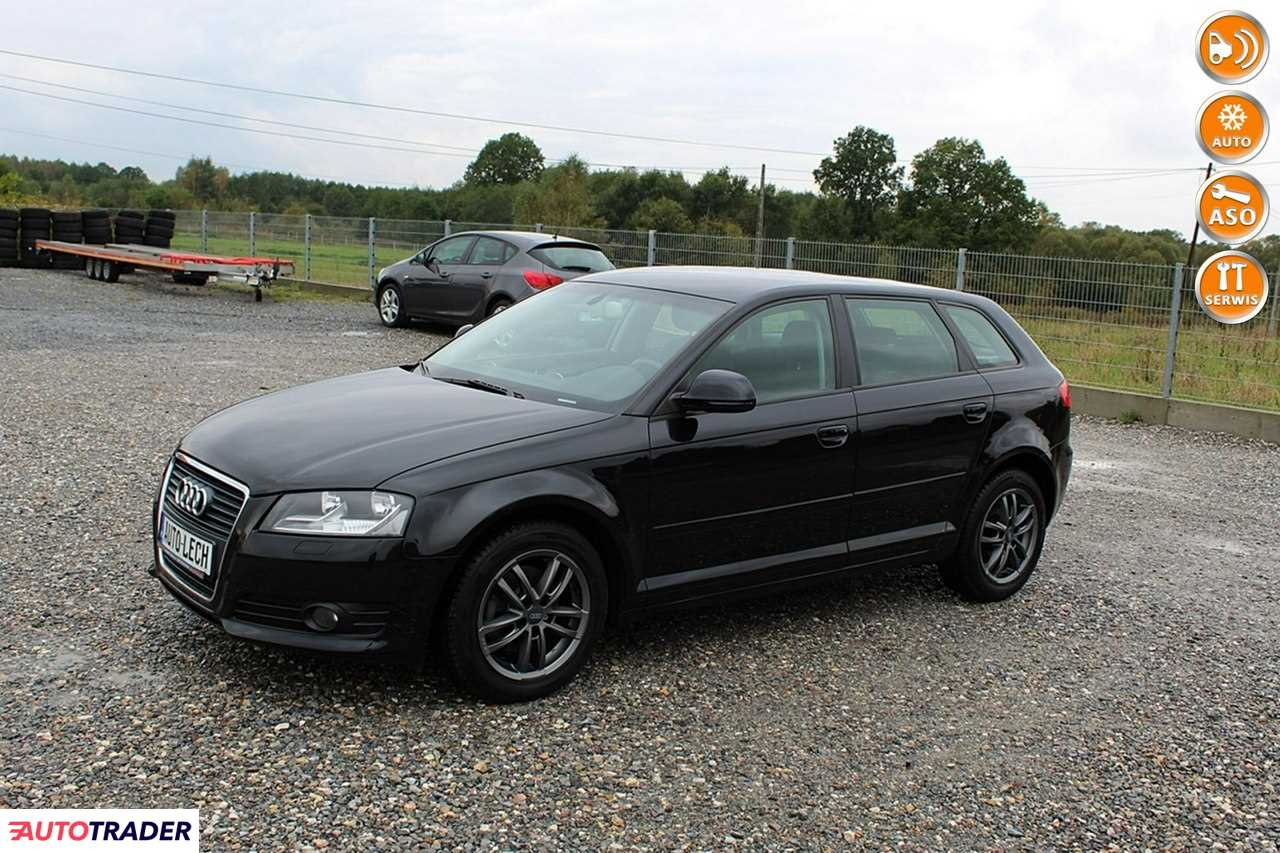 Audi A3 2009 2 140 KM
