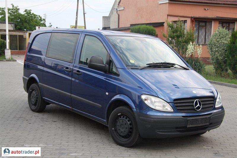 Mercedes Vito 2005 2.1 150 KM