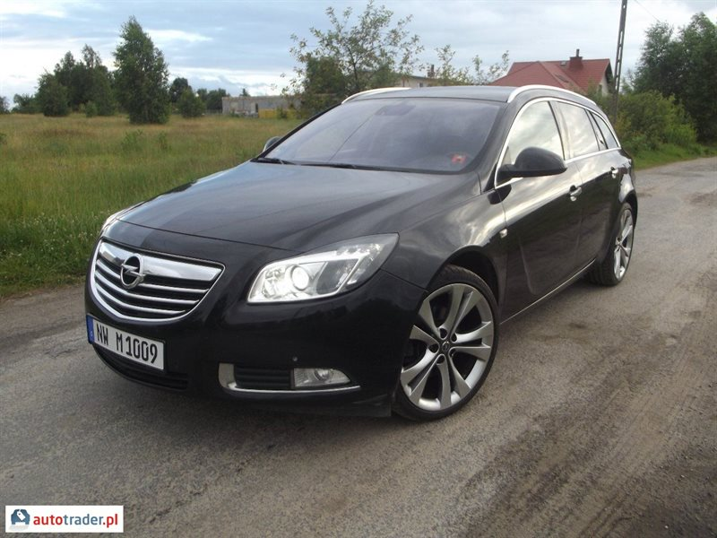 opel insignia 2 0 160 km 2009r ok garwolina. Black Bedroom Furniture Sets. Home Design Ideas
