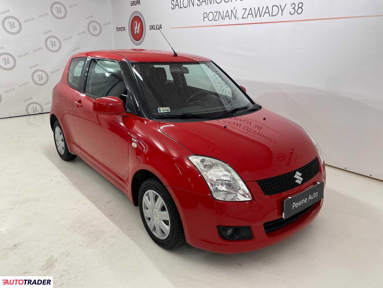 Suzuki Swift 2006 1.5 102 KM