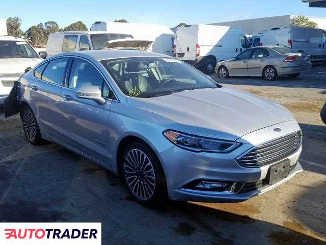 Ford Fusion 2018 2
