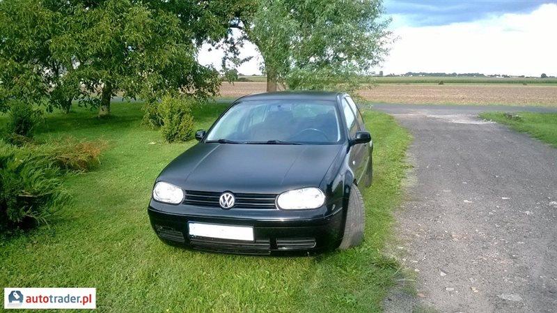 Volkswagen Golf 1998 2.3 150 KM