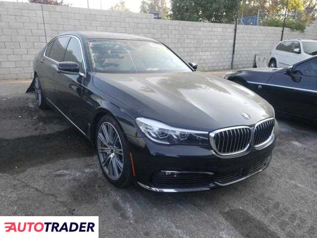 BMW 740 2018 3