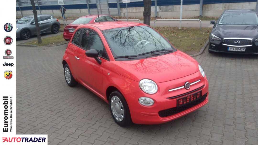 Fiat 500 2018 1.2 69 KM
